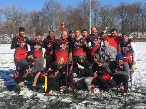2017 Fall 8 Man Flag Champions - Allstars