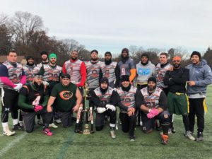 2018 Fall - 8 Man Flag Champions - Canes